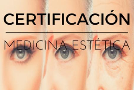 CertificaciónInternacional deMedicinaEstética